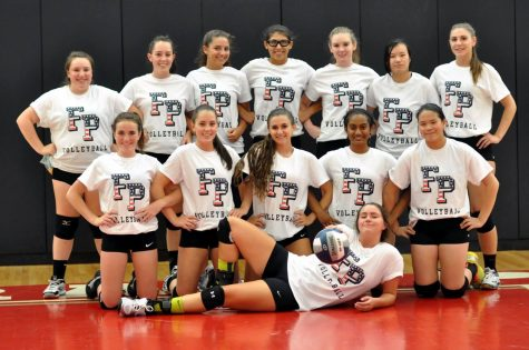 Girls Volleyball Team Looks For Revenge In Playoffs