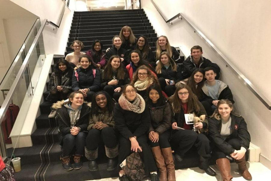 Another MUN-Derful Event for Mrs. Francis' Club