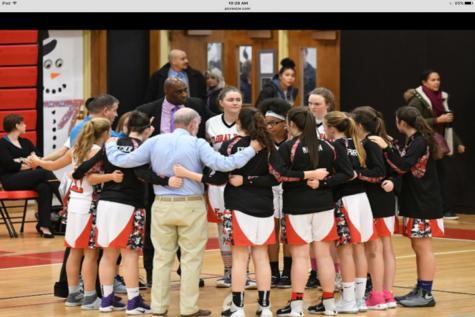 Girls' Basketball Team Enjoys Another Playoff Season