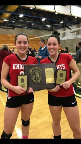 Double Trouble For Opposing Volleyball Coaches