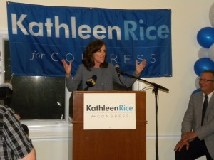 2014 Midterms: Kathleen Rice, Democrat, New York's 4th District