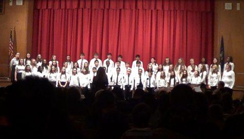 FPM's Talent Shines at Junior High Winter Concert