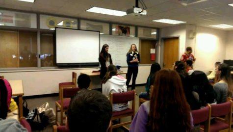 Students Organize New Christian Faith Club