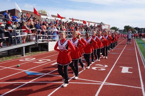Photo Gallery: Homecoming Halftime Better than NFL SuperBowl!