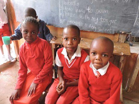 Global Awareness Club Aids School in Kenya