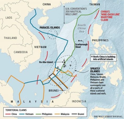 Why Conflict In The South China Sea Matters