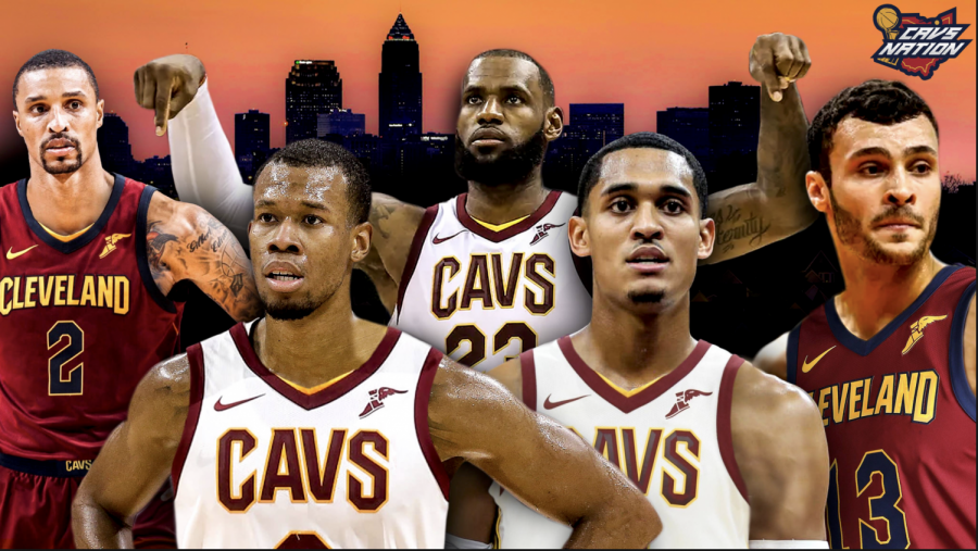 New+Supporting+Cast+For+LeBron