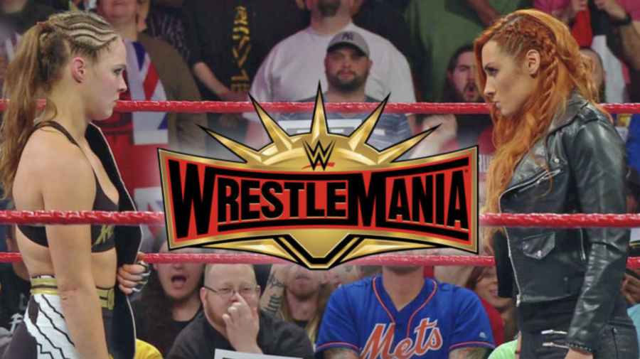 WWE Wrestlemania 35 Preview
