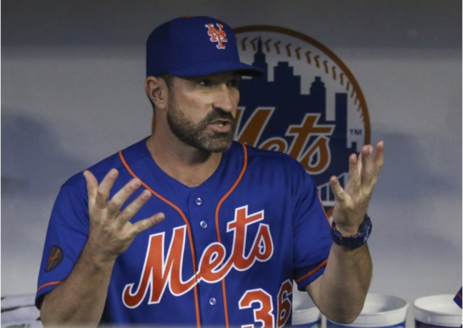 Help Wanted: Manager of the New York Mets