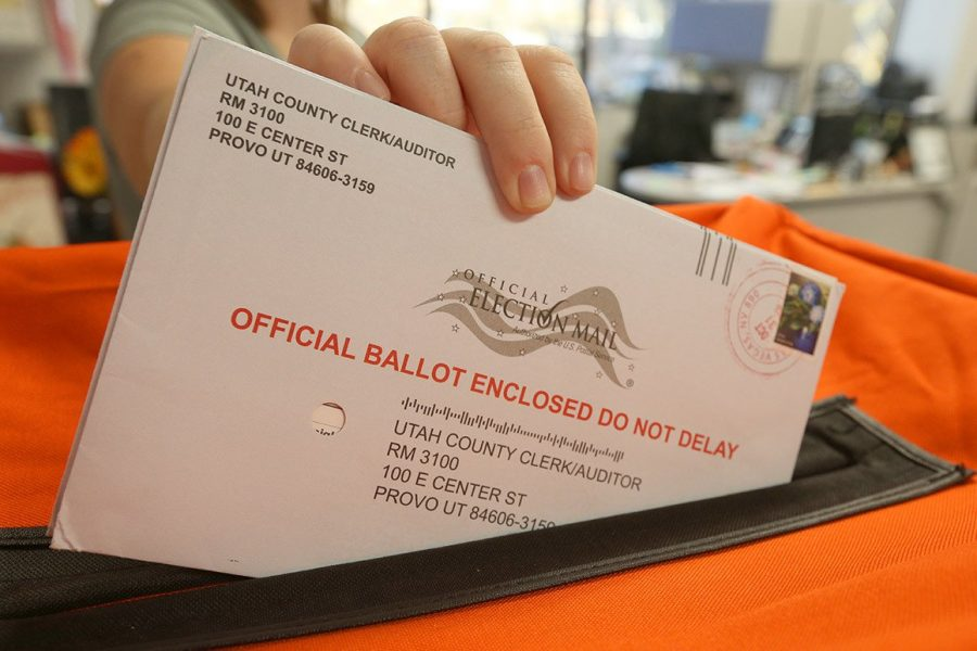 Mail In Voting: What is it and why the talk?