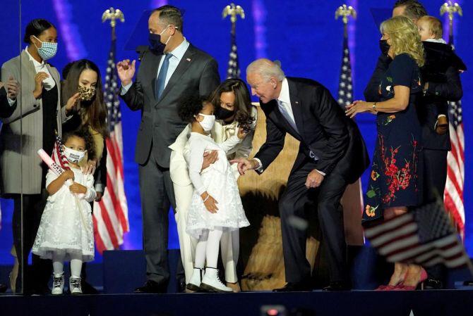 Biden Defeats Trump in 2020 Presidential Election