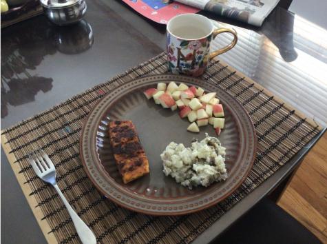 Easy Eats With Emma: Basic Kerala Style Salmon