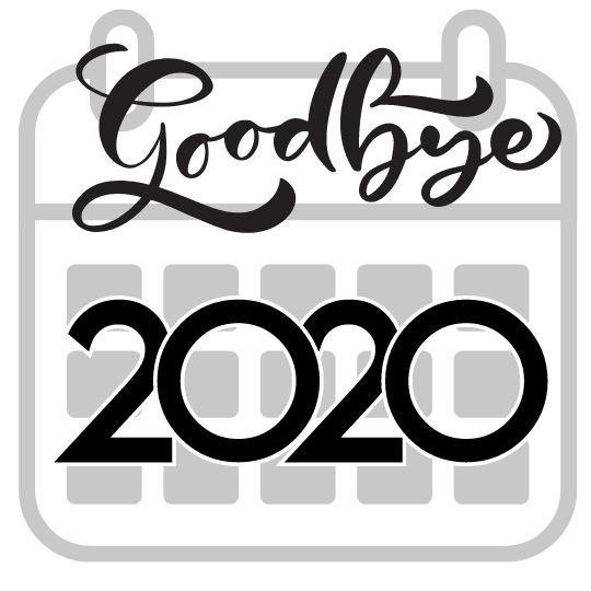 December is Upon Us at Last! No More 2020!