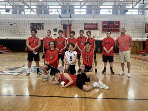 Boys Volleyball Has a Rollercoaster Season